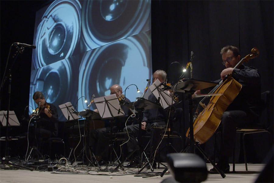 2016 Silesian String Quartett, Morten Riis